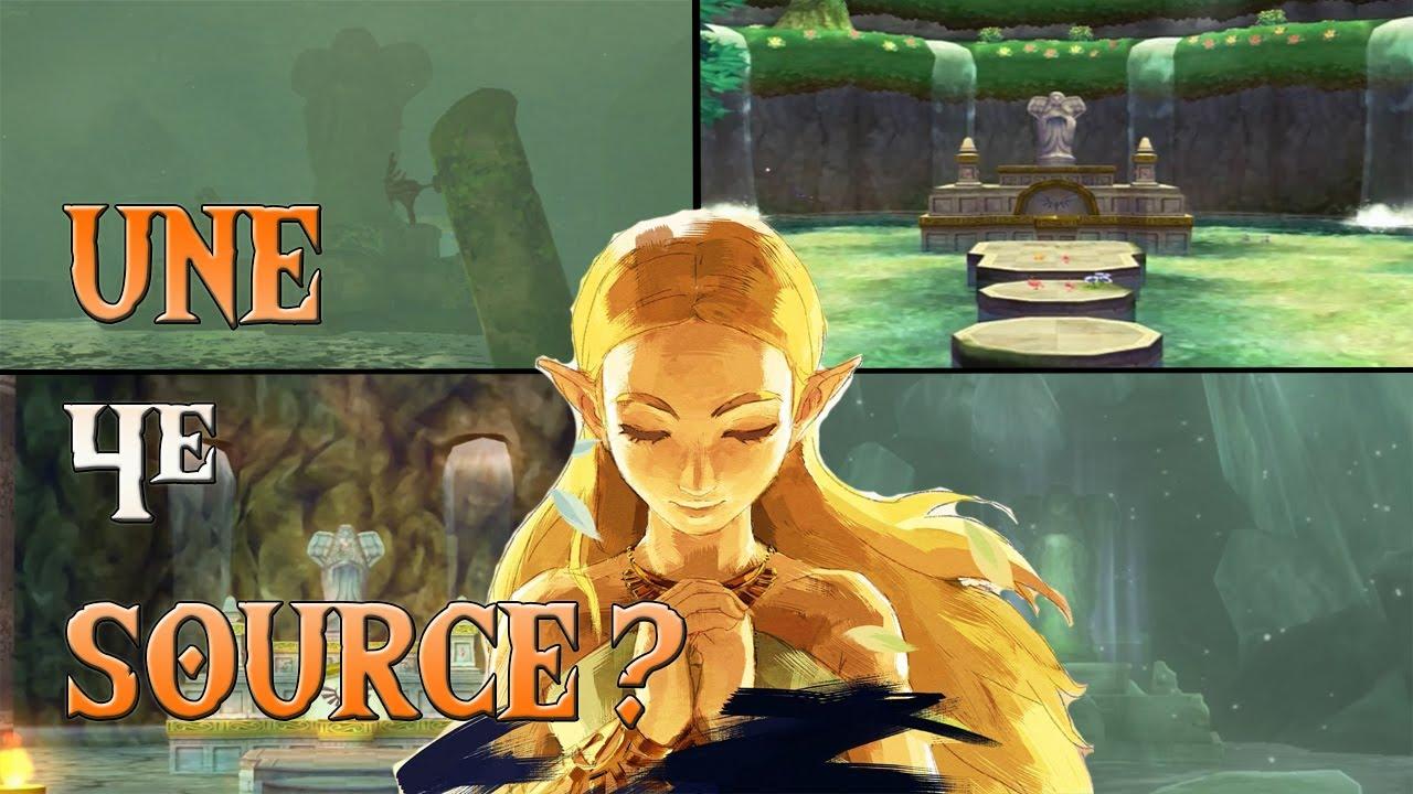 Le Mystère du Rituel de prière aux Sources Divines (Zelda Investigation/théorie)