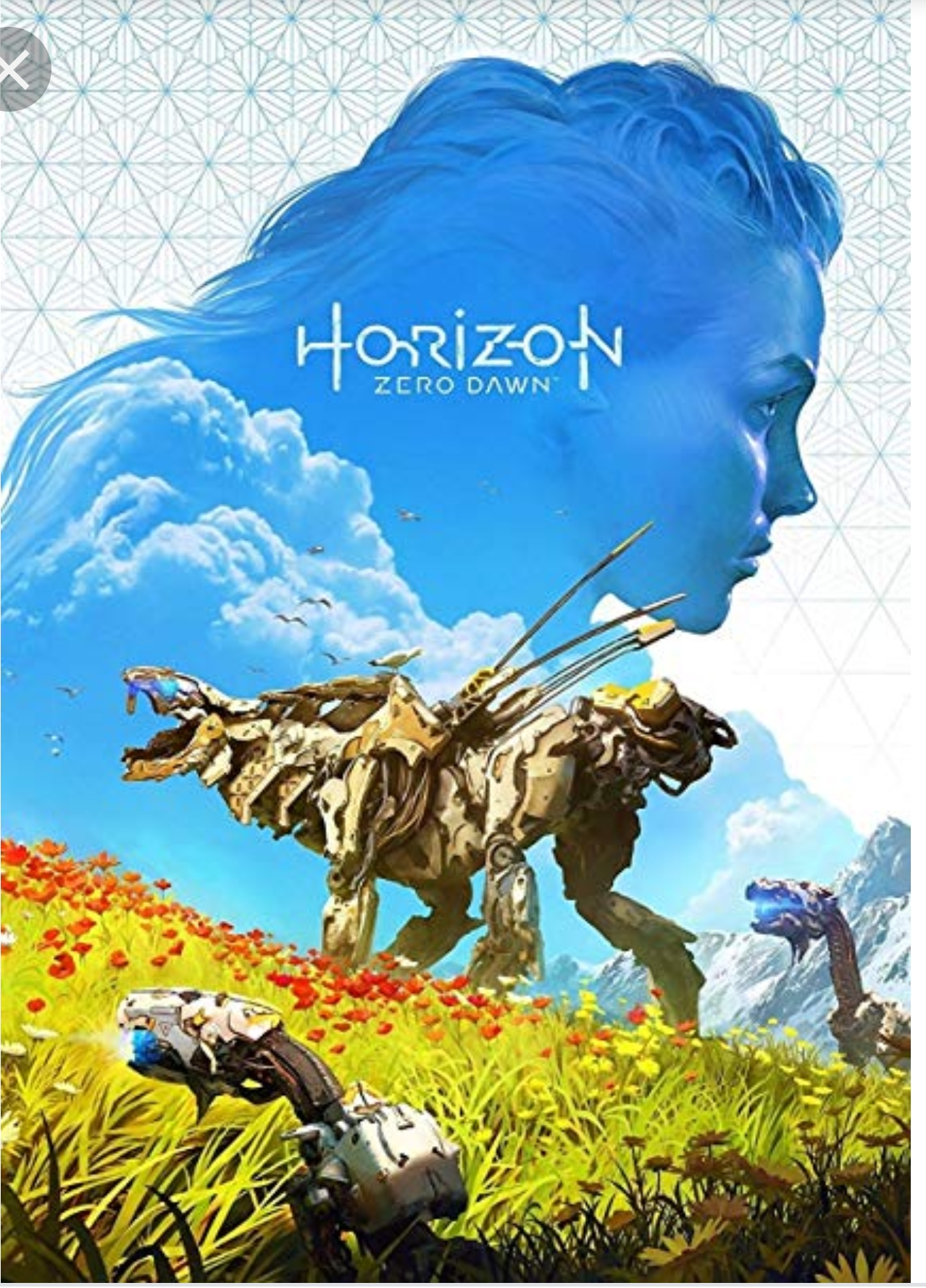 My Opinions on HZD (totally not for likes)