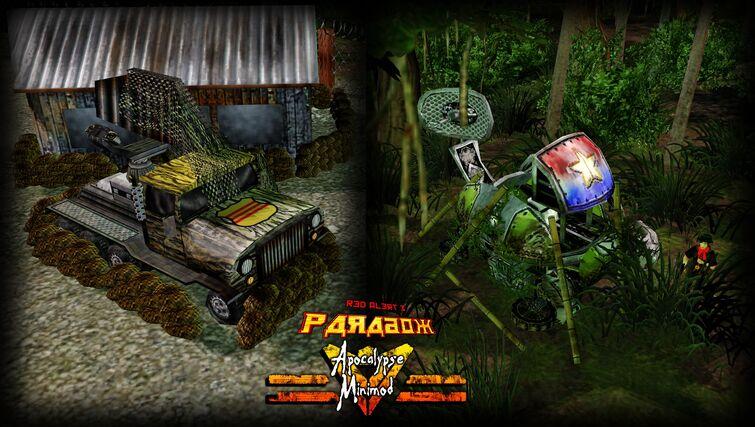 Minor Faction and Radar
