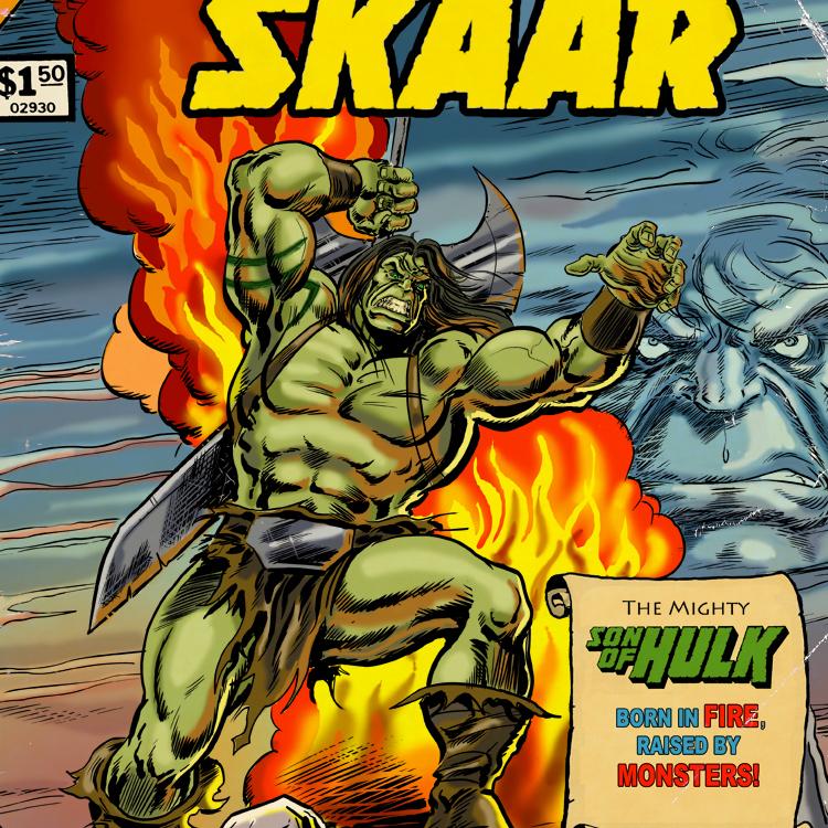 Hulkingdork's avatar
