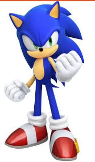 Así es Sonic
