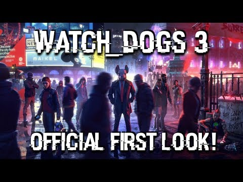 Watch Dogs Legion - FIRST LOOK + Gameplay [Official Reveal] [HD]