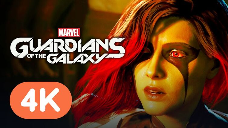 Marvel's Guardians of the Galaxy - Official Story Trailer (4K)   PlayStation Showcase 2021