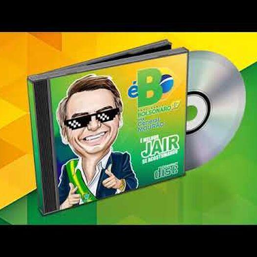 Músicas de Bolsonaro Presidente 2018 - As melhores | Download