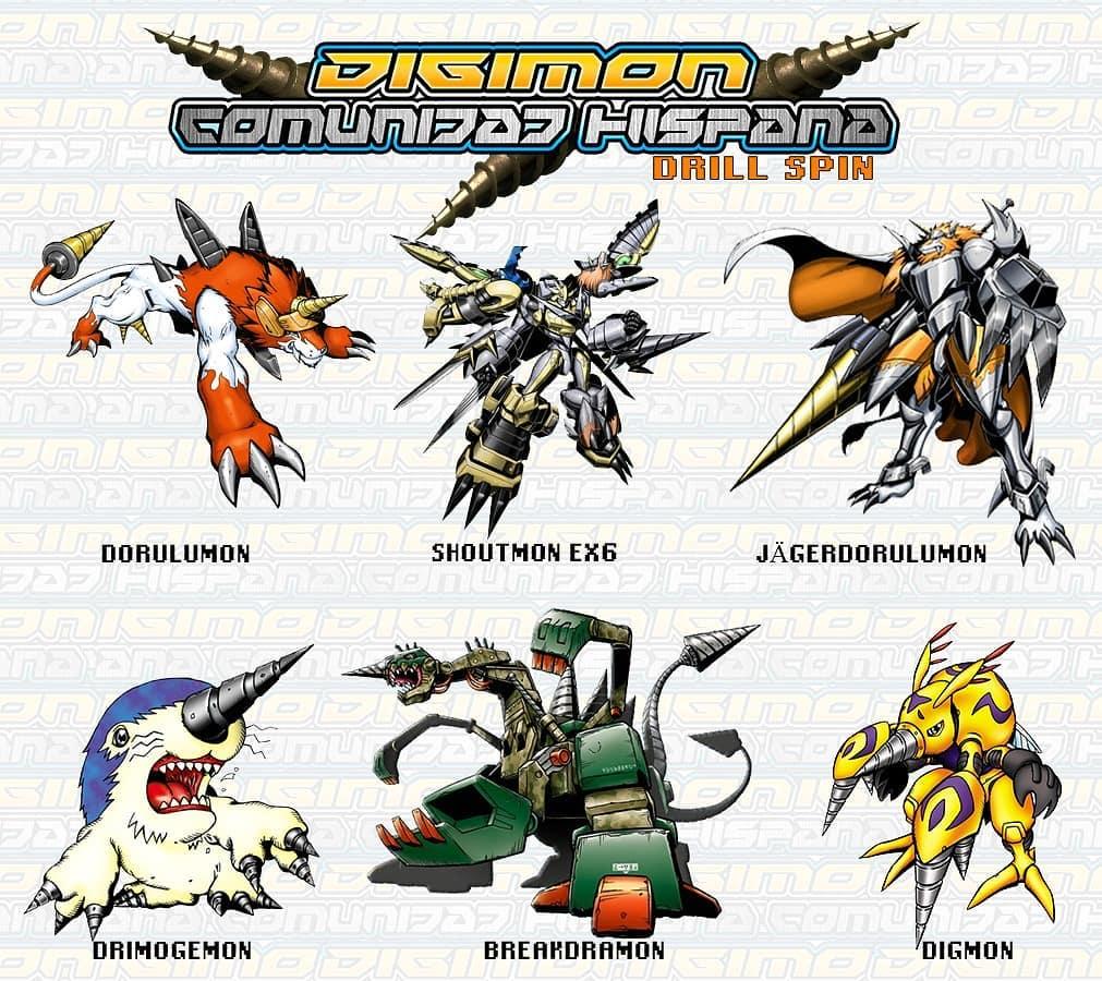 Drimogemon in Digimon Savers/Data Squad