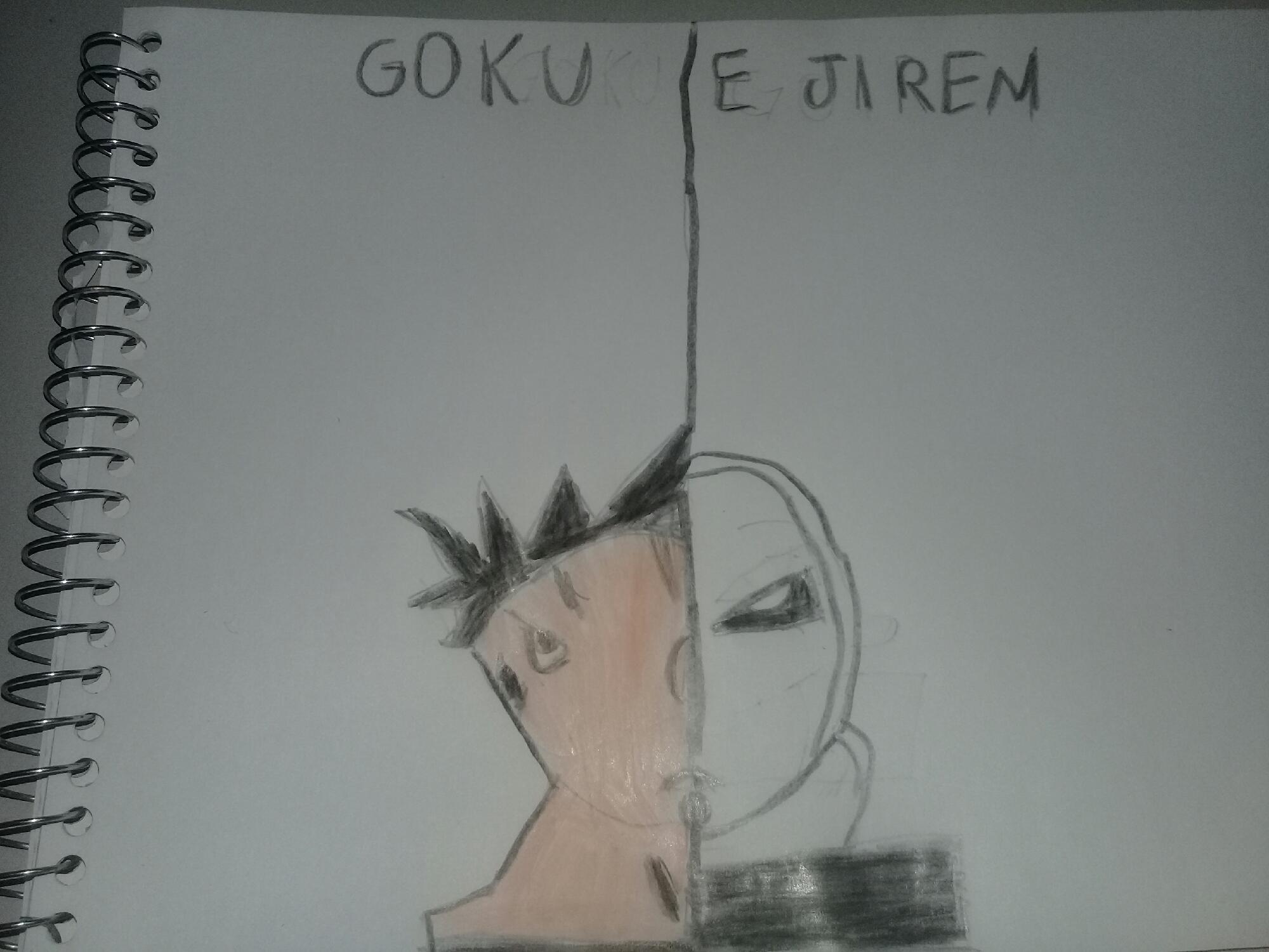 GOKU E JIREM