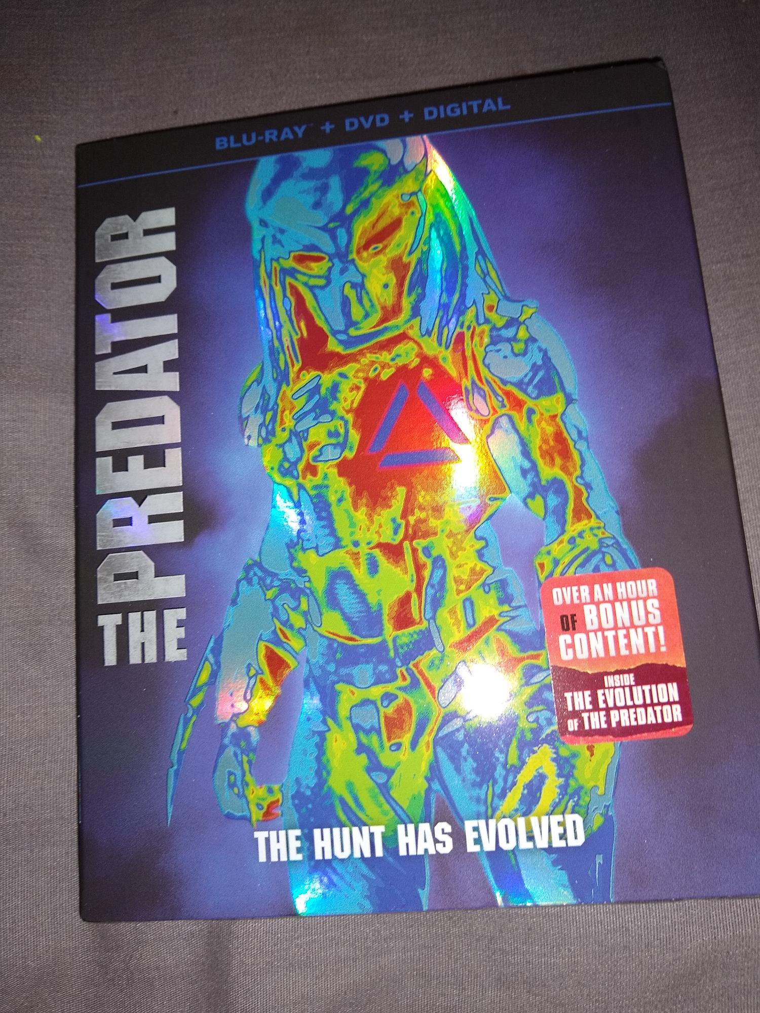 I Got this New Predator Movie For My Christmas Present