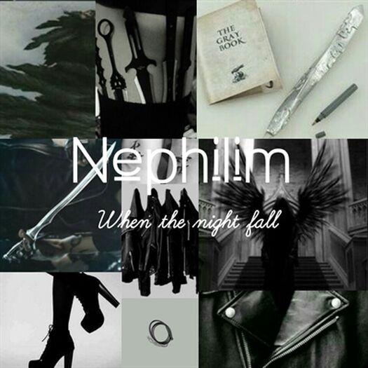 História Nephilim: When The Night Falls