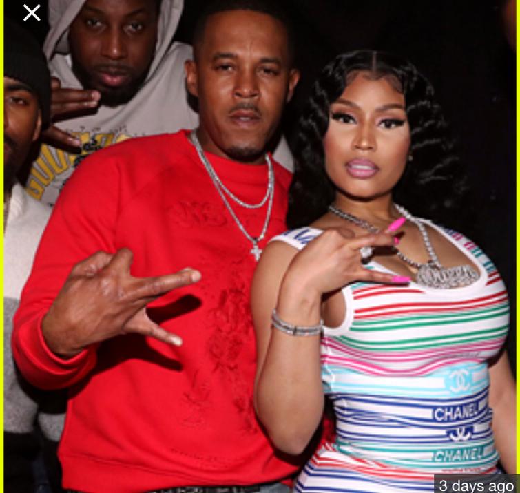 In love Nicki Minaj