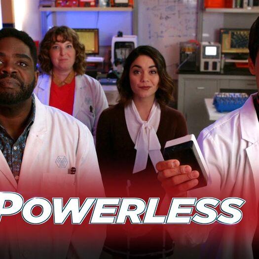 Powerless - Meet the Powerless Team! (Promo)