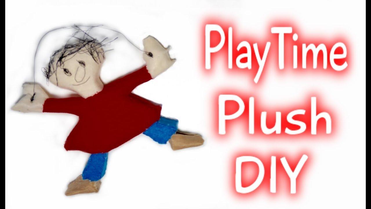 PlayTime Plushy DIY