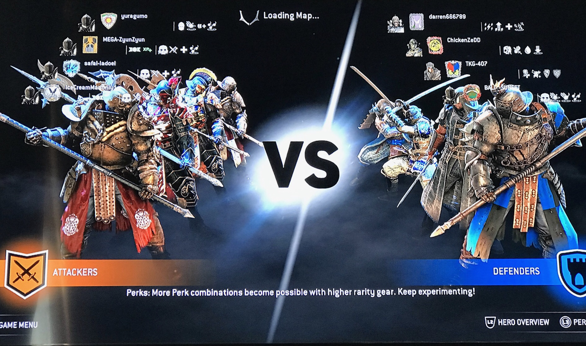 Ad mortem inimicus! Wow! Wow! Wow!