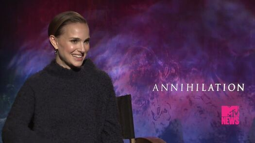 Natalie Portman on Her Young Lookalike 🙃