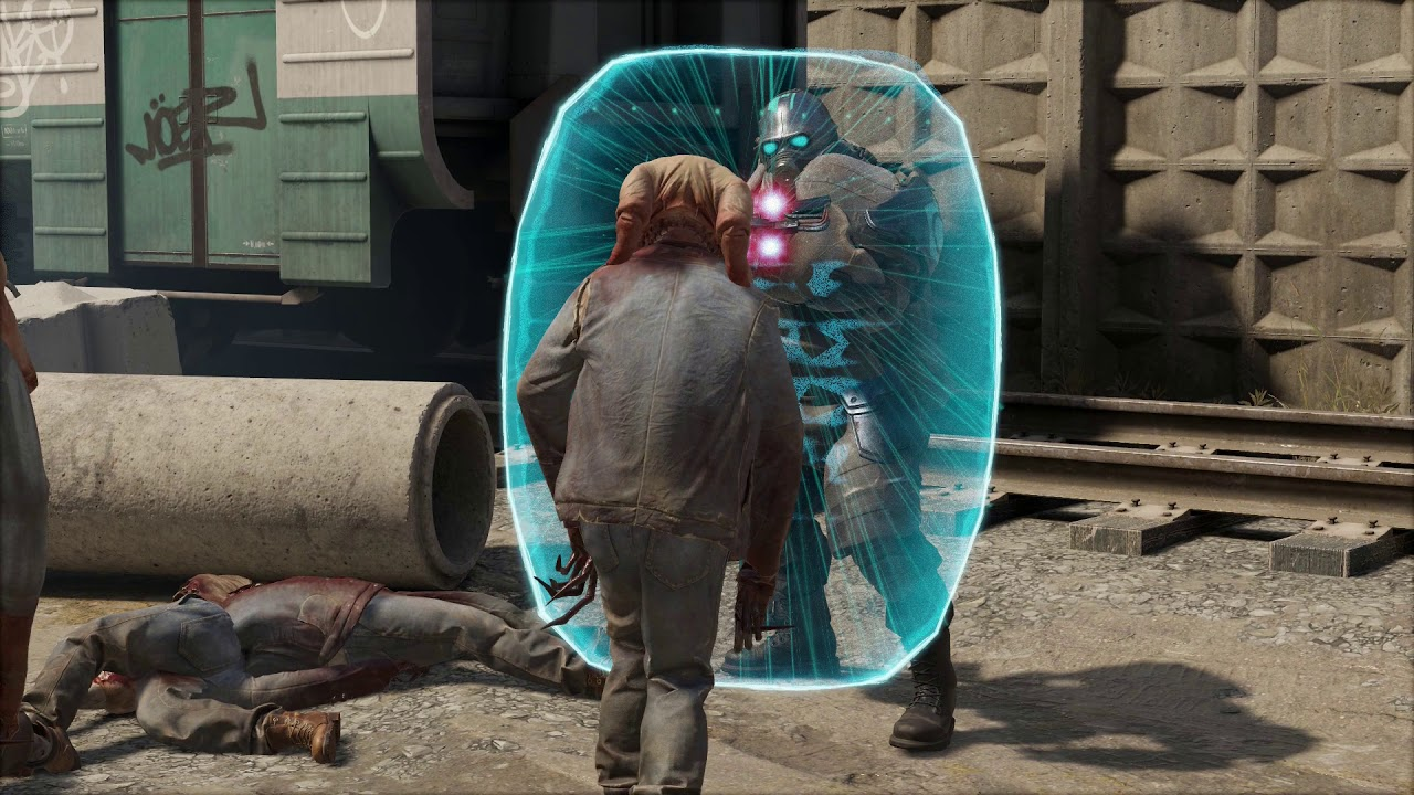 Half-Life: Alyx – New Combine Soldier Types