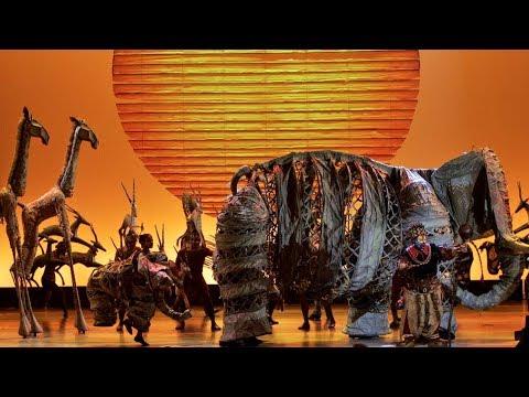 THE LION KING 2: SIMBA'S PRIDE(musical) - LIVE