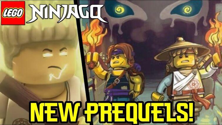 Ninjago: New Prequel Novels Coming in 2021! (Spinjitzu Brothers)