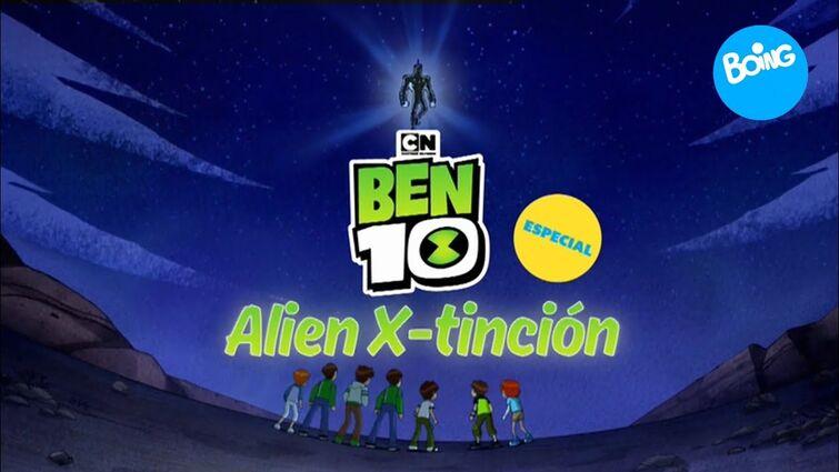 Especial: Alien X-tincíon | Ben 10 (Octubre 2021 - Promoción) | Boing España