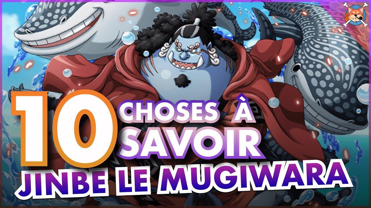 10 CHOSES À SAVOIR SUR JINBE ( Le paladin des mers ! ) | One Piece Top