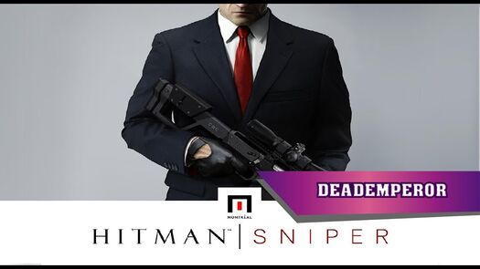 Getting Hands-On - HITMAN SNIPER | No Breath Hold HEADSHOTS | Download Links