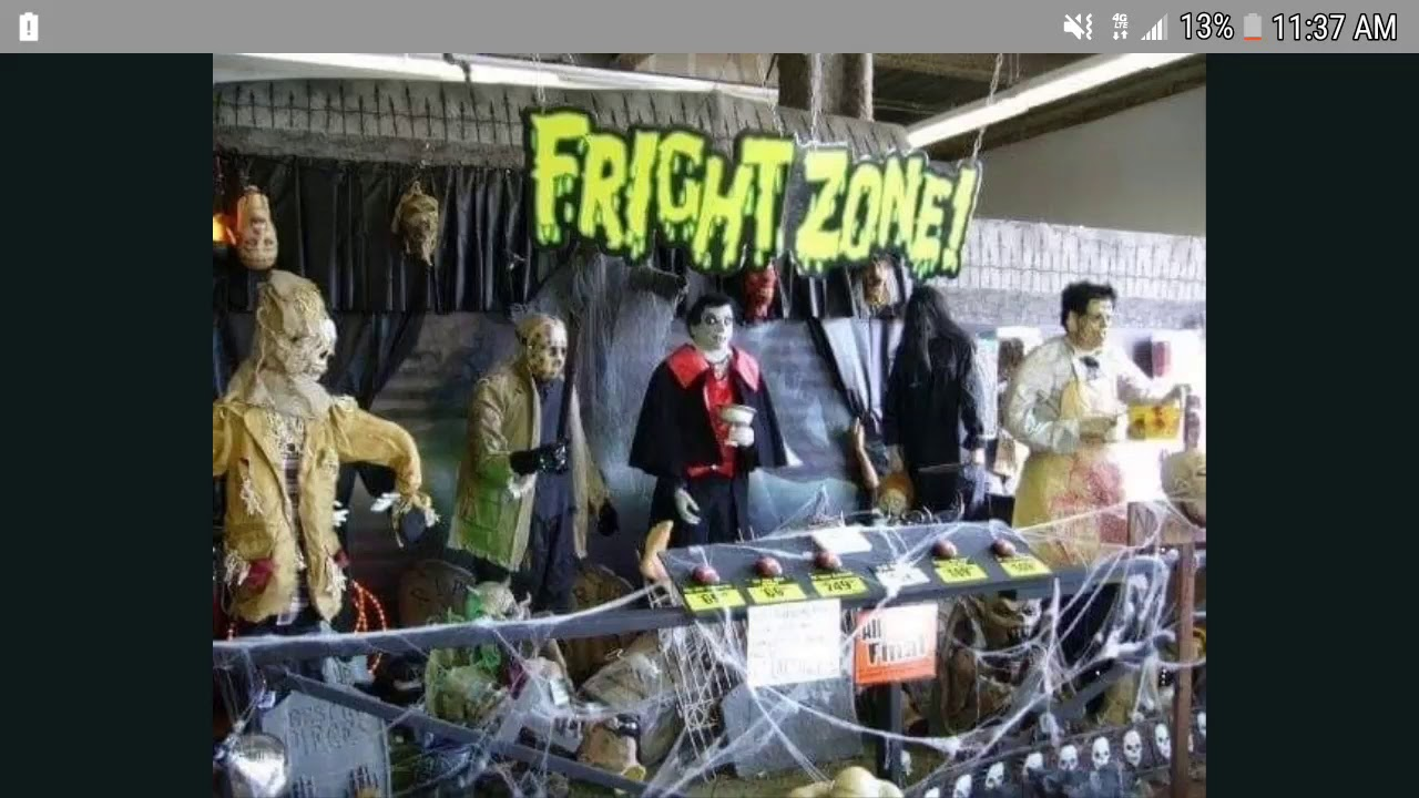Spirit Halloween Theme History 2007-2019