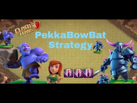 Th 11 ||PekkaBowBat Strategy🔥🔥||100% 3 Star war Attack strategy||