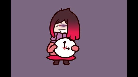 Glitchtale- Scared of Me- Joke Animatic FULL!!