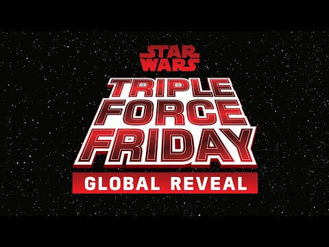 Triple Force Friday Global Reveal Livestream