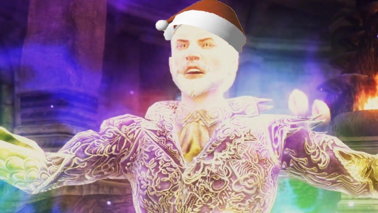 Sheogorath-Claus SAVES Christmas!
