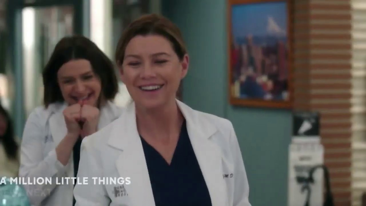 """Grey's Anatomy 16x09 Promo """"Let's All Go to the Bar"""" (HD) Season 16 Episode 9 Promo Fall Finale"""