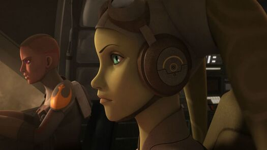 Lucasfilm Creatives Are Very Interested in That New Star Wars Rebels Character