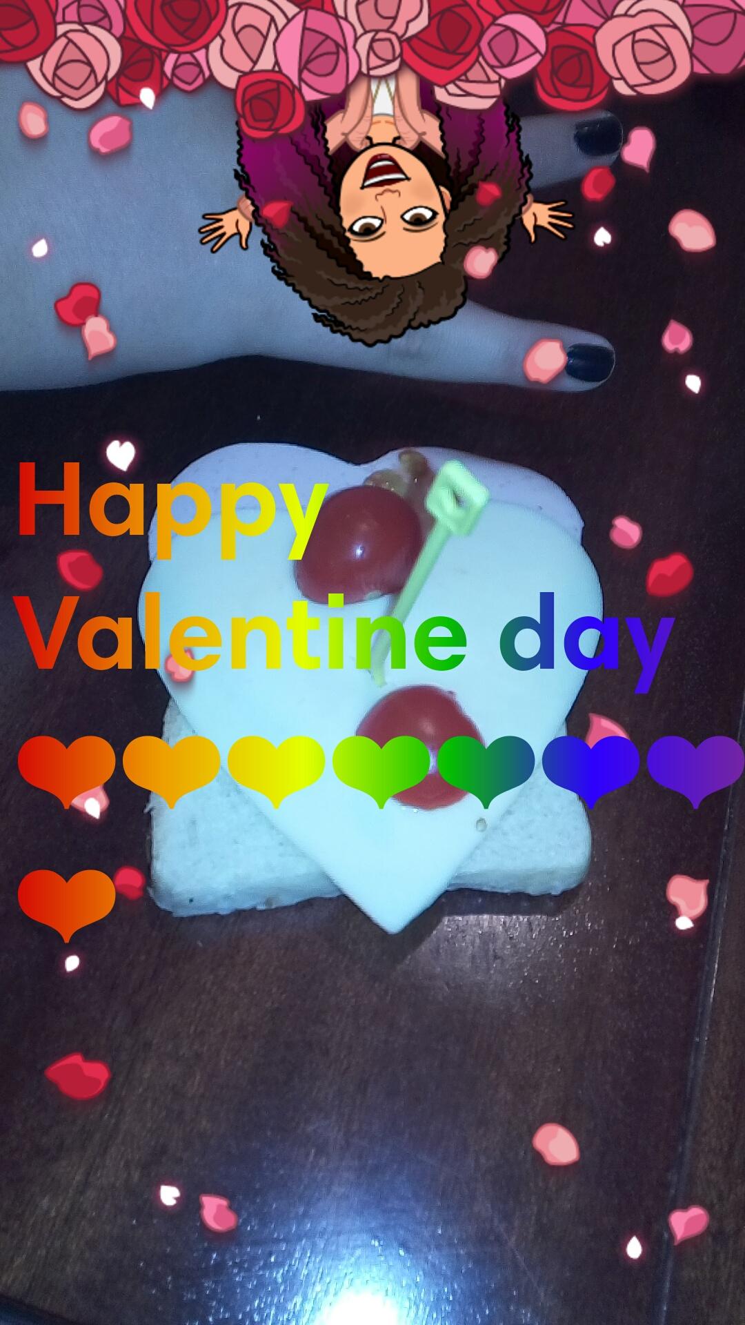 Happy Valentine day ❤❤❤❤❤❤