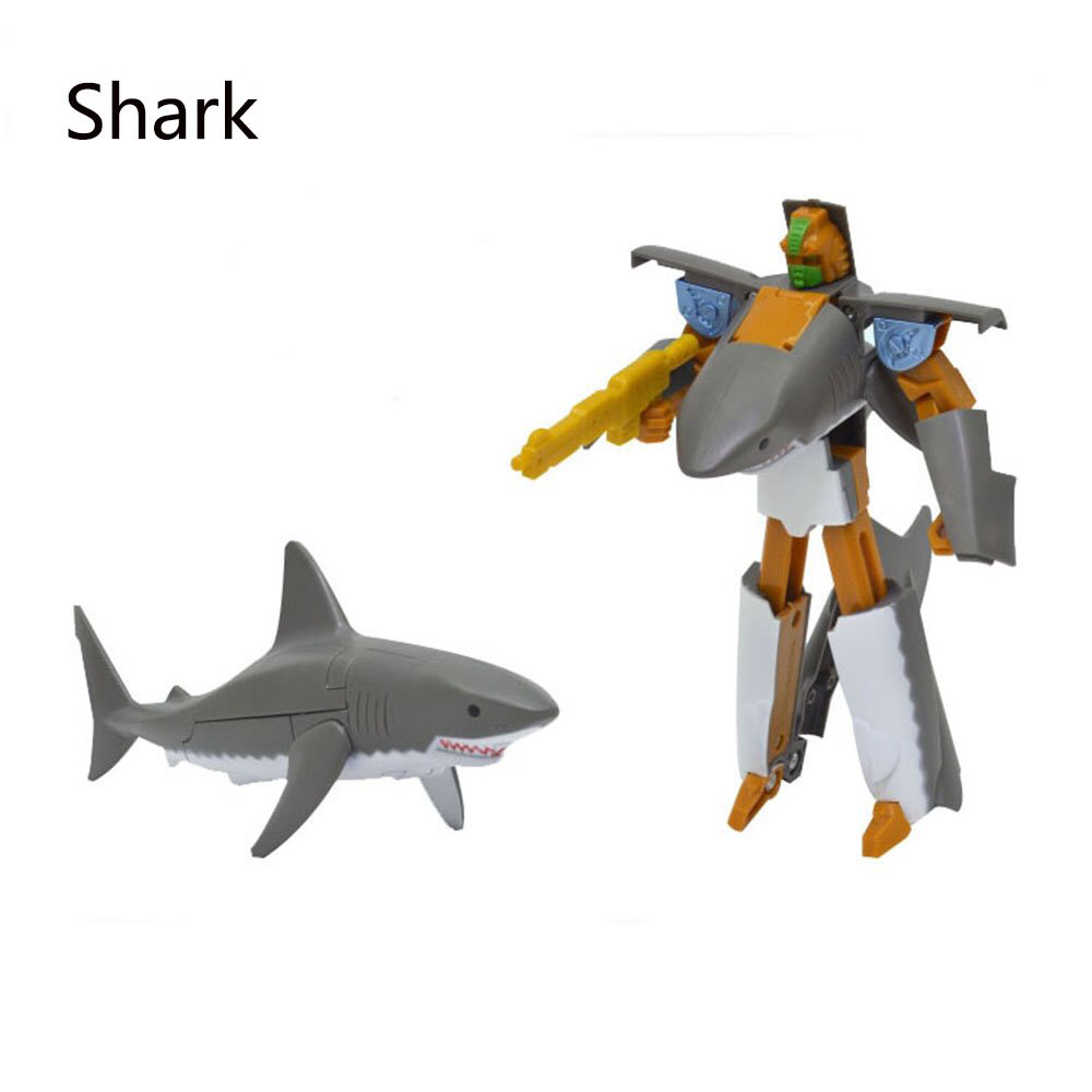 Shark transformers 7 toy autobots