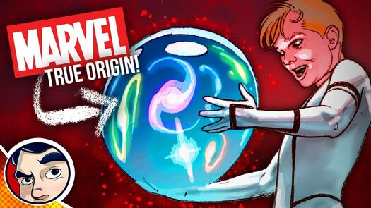 Origin Of The Marvel Universe, Franklin Richards - Comic Theory