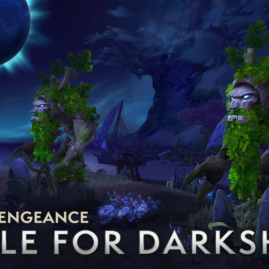 Preview: New Warfront — Battle for Darkshore - WoW