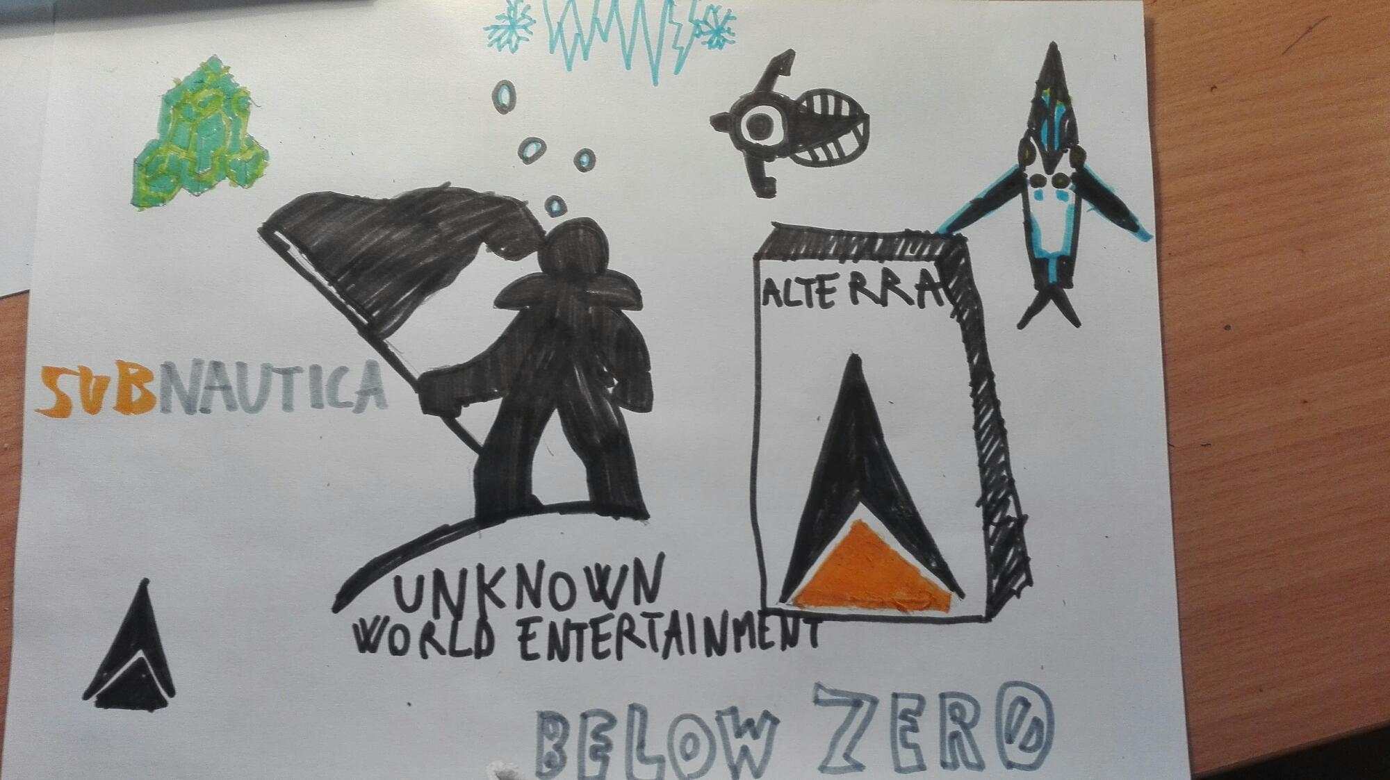 #UnknownWorlds #Alterra
