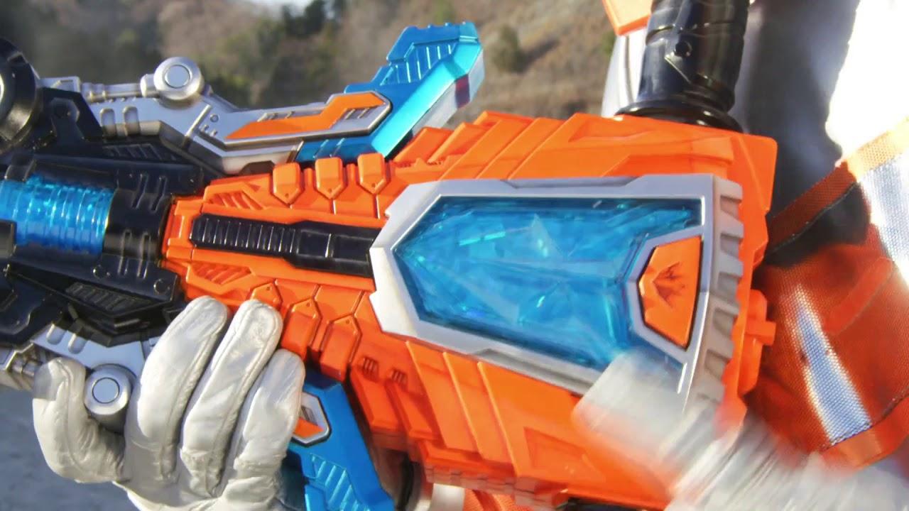 Mashin Sentai Kiramager - Kiramai Silver/Shiny Breaker