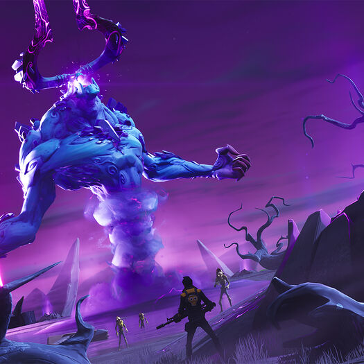 The Storm King Arrives