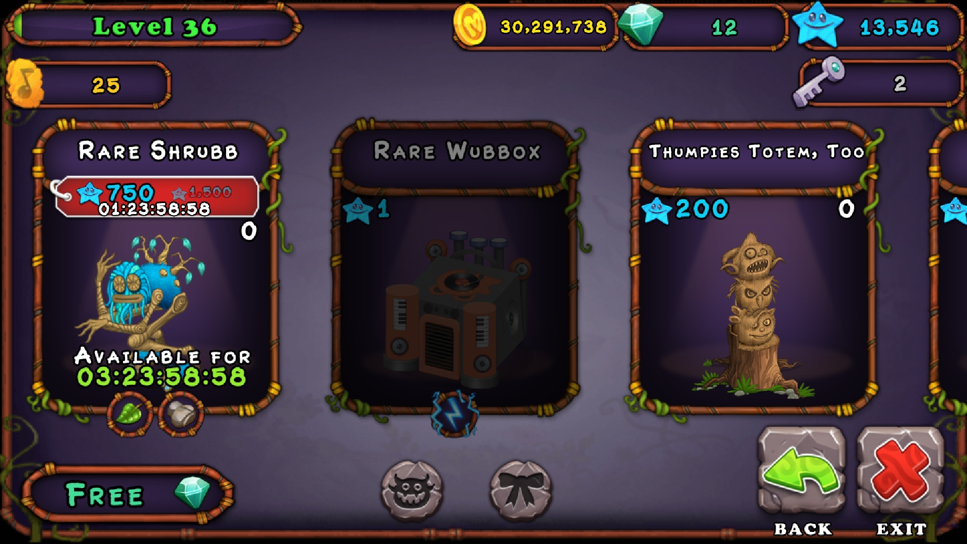 Rare Shrubb just came in starshop!