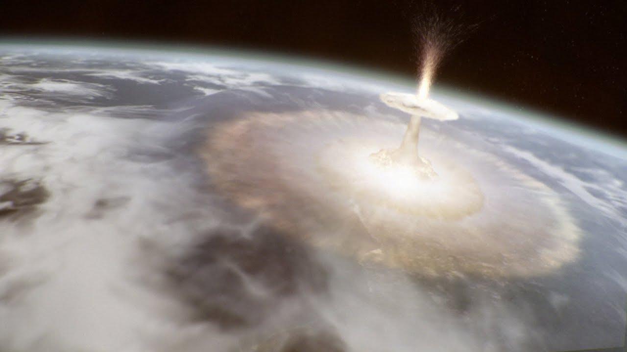Super Comet Part 1 - The Impact