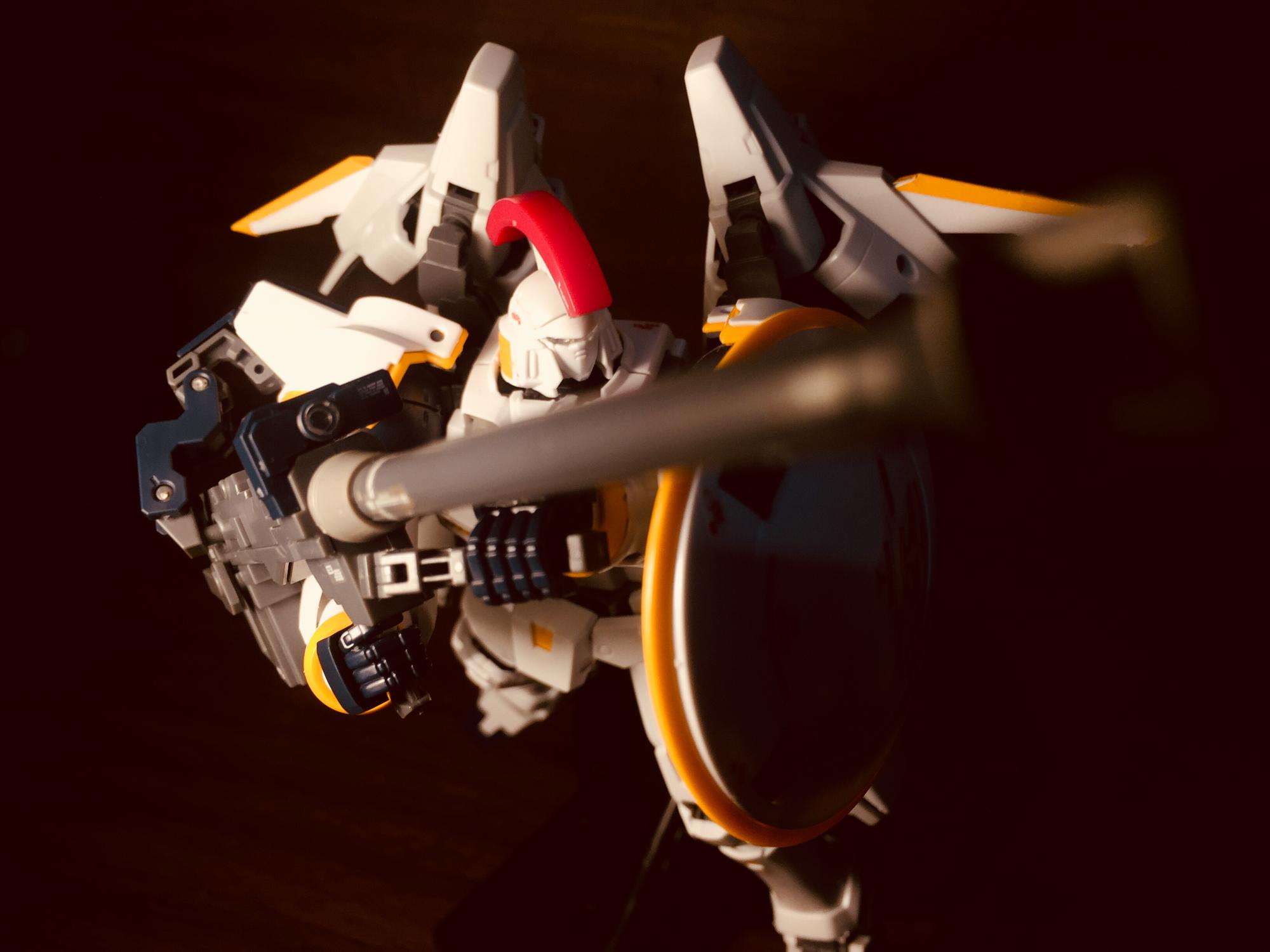 OZ- 00MS Tallgeese I (1/100 clean build)