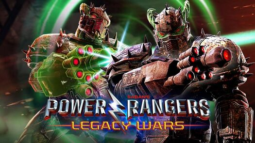 Sledge Gameplay in Power Rangers Legacy Wars   Power Rangers Dino Super Charge   Superheroes Game