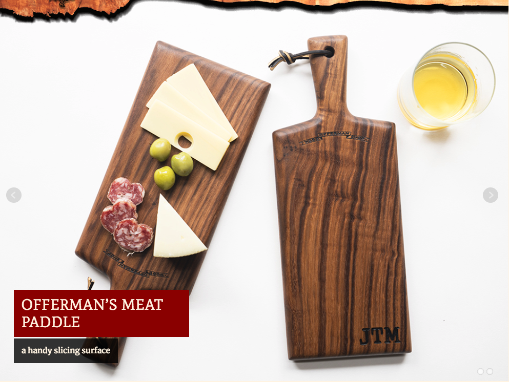 Offerman Meat Paddle