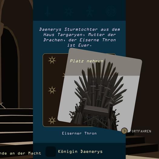 Reigns: Game of Thrones - Schreibe deine eigene Geschichte in Westeros