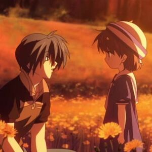 clannad after story does ushio die