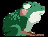 Original Balfrog sprite