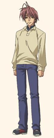 Akio Furukawa Clannad Wiki Fandom