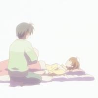 clannad after story nagisa gives birth
