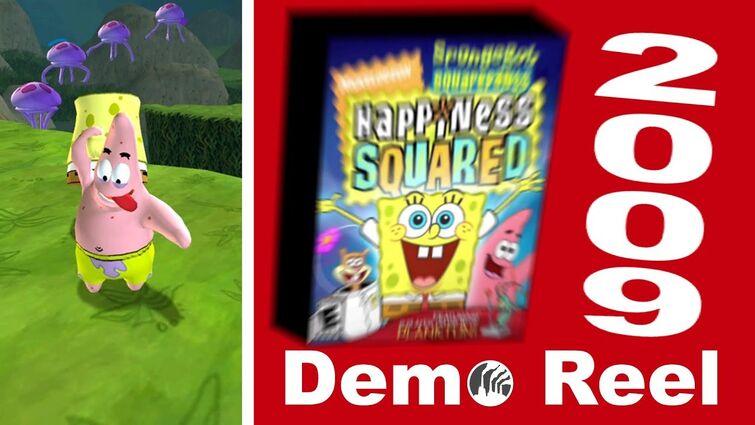 Heavy Iron Reel 2009 (More SpongeBob Happiness Squared Footage!)