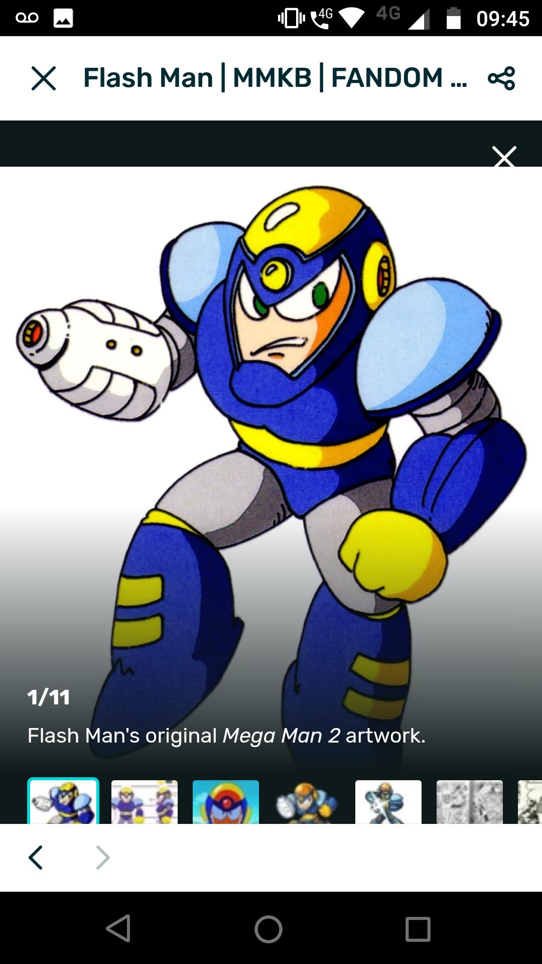 Daily robot master post flash man