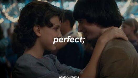 Mike & Eleven // Perfect ; sub español